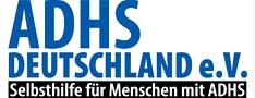 ADHS Deutschland e.V. Logo