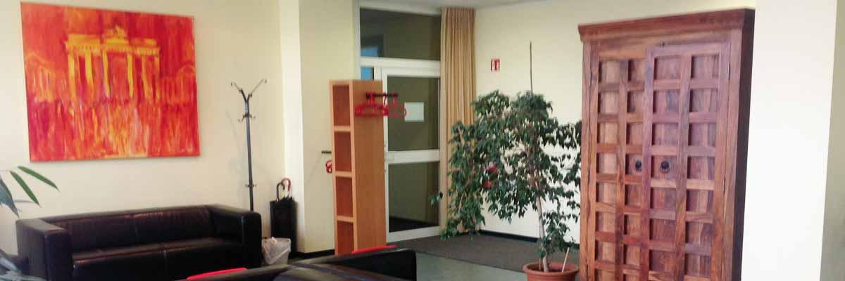 Kinder- und Jugendpsychiatrie Berlin | Wartebereich